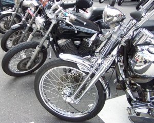 Choppers (close up)